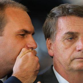 Bolsonaro é gravado articulando e oferecendo favores para derrubar Waldir e tornar Eduardo líder doPSL