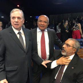 Chico Vigilante descreve a atuação de Paulo Paim na Defesa da Aposentadoria dostrabalhadores