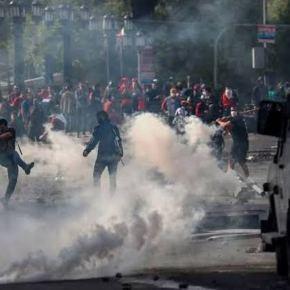 'Tudo no Chile é mercadoria, até a água', dizhistoriador