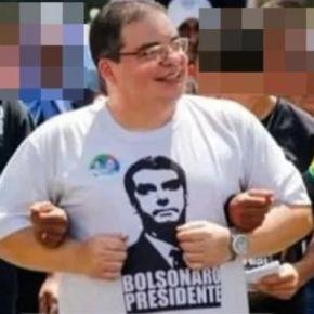 Bolsonarista da Associação de Conservadores é condenado por crime sexual contra menina de 10anos.