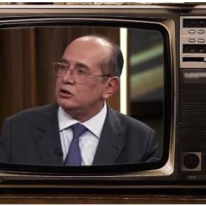 """No Programa do Bial, Gilmar Mendes desmascara Lava Jato e Mídia: """"fascista, publicitárias, e não jurídica"""" .Assista:"""