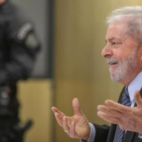 Em entrevista,Lula fala sobre eleições, Frente Ampla e o papel doPT