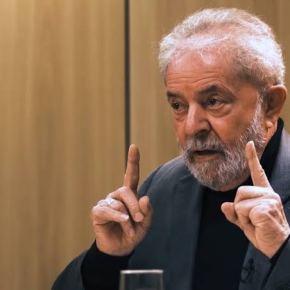 Em entrevistas, Lula tem dito como são seus dias emCuritiba