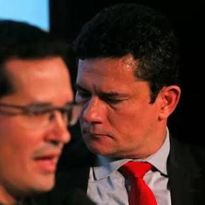 """Vaza Jato desta Sexta(18/10): Os criminosos Deltan e Moro """"blindaram"""" Temer,pra facilitar derrubada deDilma"""