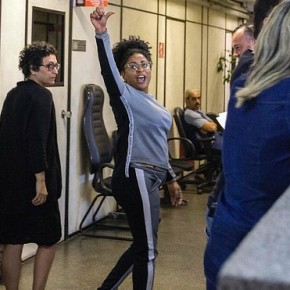 Após 109 dias, Preta Ferreira e outros ativistas ganhamliberdade