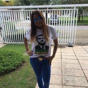 """Uma das Promotoras que levantaram suposta mentira do porteiro é Bolsonarista """"de carteirinha"""""""