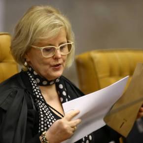 Nem a inquisição executou antes do trânsito em julgado, diz RosaWeber