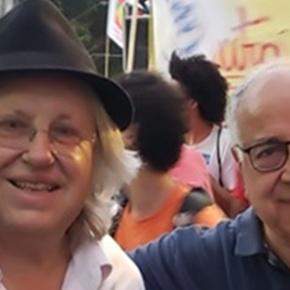 """""""É necessário barrar já o criminoso leilão do pré-sal"""", conclamam ex-diretores da Petrobrás. Ildo Sauer e GuilhermeEstrela"""