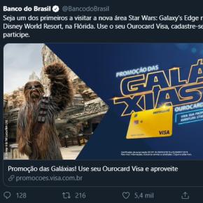 Bolsonaro e Guedes mandam Banco do Brasil premiar clientes que gastarem dinheiro…nos EstadosUnidos