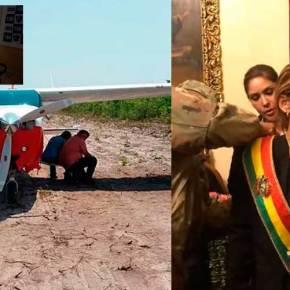 Sobrinho de autoproclamada presidenta da Bolívia foi preso no Brasil com 480 quilos decocaína