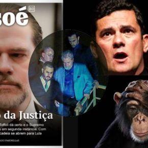 Crusoé, Revista pró-Moro ,entra em pânico e diz que STF já reconhece suspeição doex-juiz