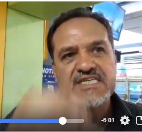Instigante: O interesse na privatização do TRENSURB não é ganhar dinheiro com passagens, diz líder metroviário(vídeo)