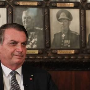 Alerta!! O fascismo avança: Bolsonaro quer aval do Congresso para assumir função dosEstados