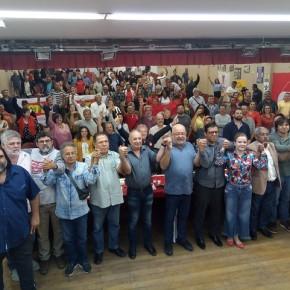 Centrais sindicais, partidos e movimentos sociais articulam oposiçãounitária