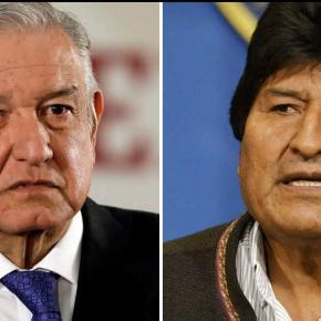 México concede asilo político a EvoMorales