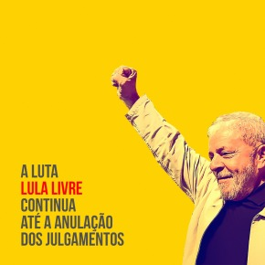 Quem fica e quem sai, depois da decisão do STF sobre 2ª Instância: Lula, Preso Político, serálibertado!