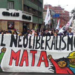 Golpe na Bolívia atesta que capitalismo neoliberal não aceita e não tolera ademocracia
