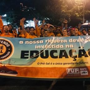 Treta do porteiro do Bozo é cortina pra tragédia maior: Brasil vai perder R$ 2 trilhões com Leilão doPré-Sal