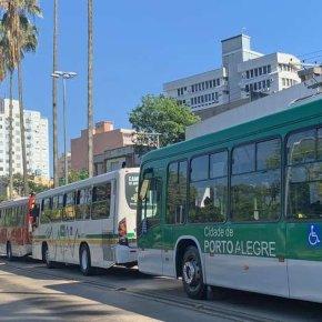 Na Defesa dos 3.600 cobradores, Rodoviários  prometem parar Porto Alegre nos próximos dias #SomosTodosCobradores