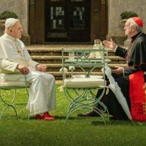 Dois Papas (Por ArnobioRocha)