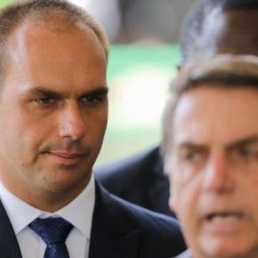 Eduardo Bolsonaro é destituído da presidência do PSL em SãoPaulo