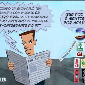 Quem são os jornalistas que fizeram conchavos com os procuradores da Lava Jato? (Por CarlosWagner)