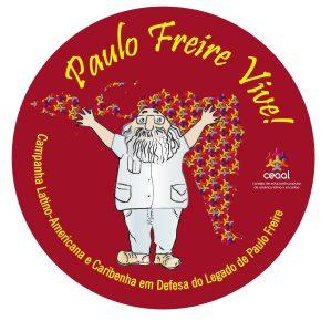 PAULO FREIRE VIVE! (Por SelvinoHeck)