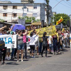 Porto Alegre: Solidariedade é munição para a resistência de Professores, Rodoviários e cobradores emLuta