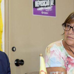 """Absurdo: Governador do RS quer que professores se ajoelhem e assinem """"Termo de Humilhação permanente"""""""