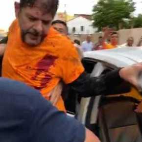 Atentado terrorista contra Cid Gomes é Repudiado por DilmaRouseff