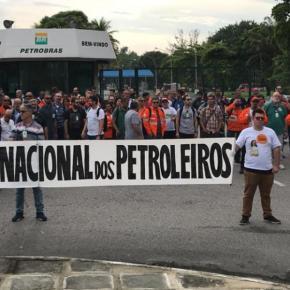 Greve continua: FUP e Petroleiros recorrem da decisão doTST