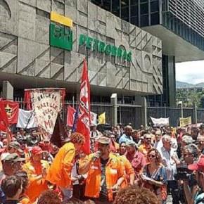 16º dia: Greve entra na terceira semana com 118 unidades da Petrobrásmobilizadas