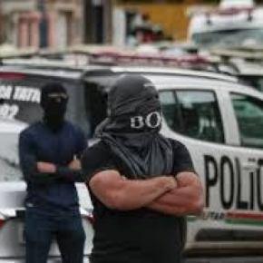 Os policiais militares do Brasil se consideram traídos pelo presidenteBolsonaro
