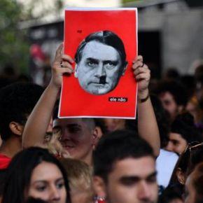 Página 12: No Brasil de Bolsonaro cresce o nazismo tropical, especialmente em SantaCatarina