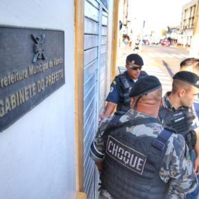 Justiça afasta Prefeito de Viamão por corrupção. É mais um dos muitos no RS… E nenhum é doPT