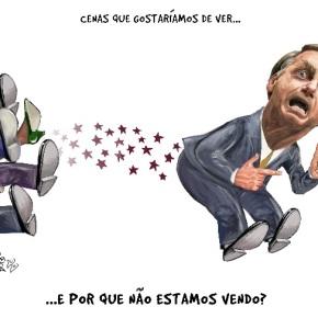 Bolsonaro avança, nosso imobilismo ajuda-o (Por MarceloAuler)