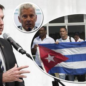 Ministério da Saúde pede socorro e chama médicos cubanos de volta, enquanto Bolsonaro contamina o Brasil com o Vírus doÓdio