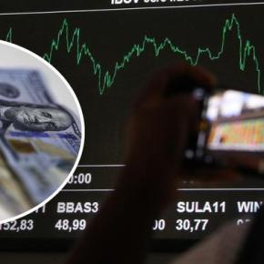Governo queima  3 bilhões de Dólares das Reservas cambiais do Brasil num sódia