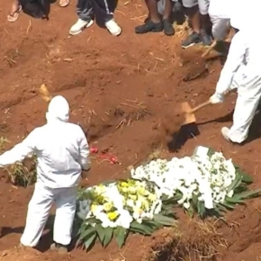 Pesquisadores de Oxford projetam 478 mil mortes por covid-19 noBrasil