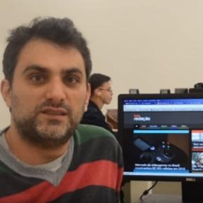 O fascismo avança: Professor deixa formatura escoltado após discurso sobre ataques de Jair Bolsonaro àimprensa