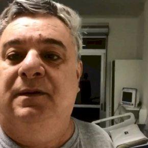 VÍDEO: 'Não voltem a trabalhar esta semana para não se arrependerem depois', diz lojista comcoronavírus