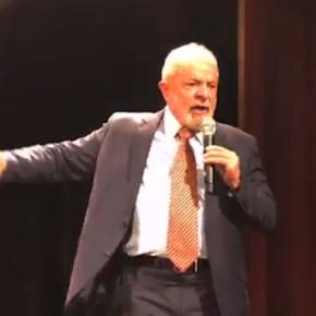 """Em Berlim, Lula faz alerta: """"Estejam preparados para dias difíceis noBrasil"""""""