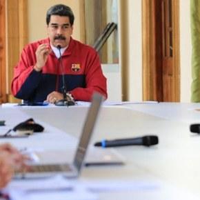 Venezuela proíbe demissões e suspende cobrança de aluguéis. Já o Bolsonaro…reduz salários e dá dinheiro praBancos