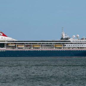 Solidariedade internacional: Cuba recebe navio britânico com 5 casos de coronavírus que outros países não quiseramreceber