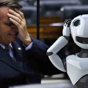 Robôs não dão conta: Protesto bolsonarista murcha nas redessociais