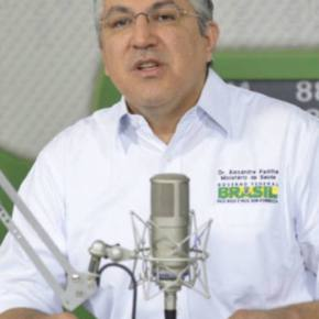 Podcast: Alexandre Padilha dá orientações de como agir diante do Corona Virus, em especial sobreidosos