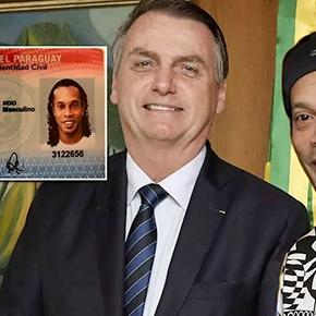 Embaixador do turismo de Bolsonaro é preso no Paraguai por uso de Documentosfalsos