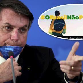 Bolsonaro gasta R$ 4,8 milhões em dinheiro público na campanha que empurra brasileiros para amorte