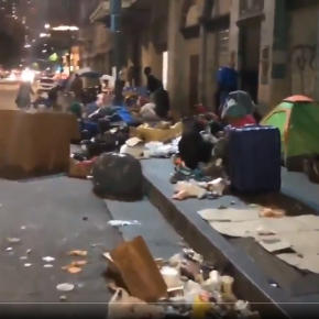 A pobreza nos EUA capitalista e a pobreza na China socialista(Vídeos)