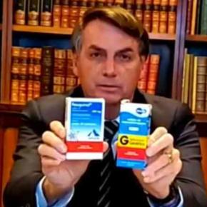 """Sem testes, casos de """"síndrome respiratória"""" escondem números do CoronaVírus no Brasil. vejagráficos"""